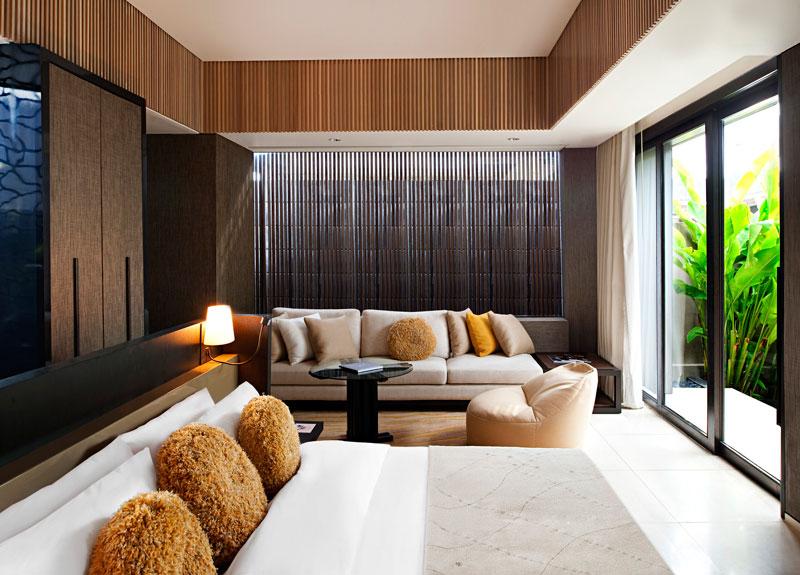 W Retreat  Spa in Bali