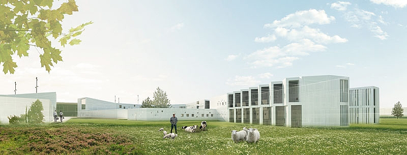 Danish State Prison by CF Mller Architects