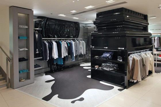 Viktor Amp Rolf Mens Store By OMA