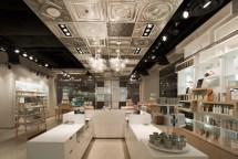 Cosmetic Shop Design Interior