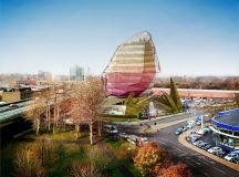 The Octopus by Make Architects