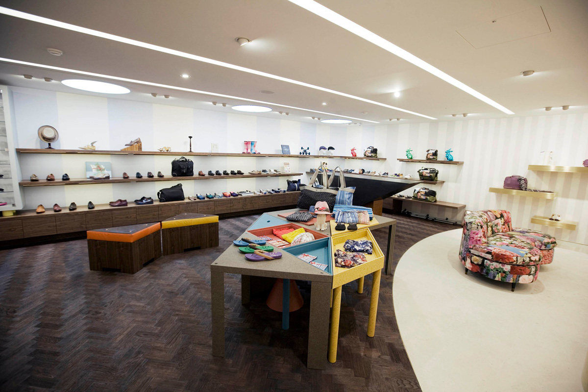 Paul Smith Store in Seoul