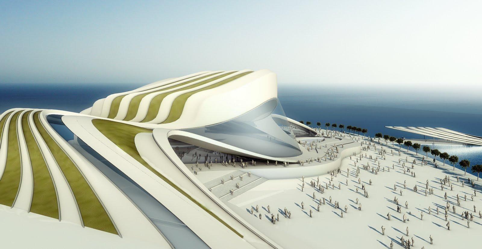 Busan Opera House By Diana Q De Saul & Alejendro Munevar