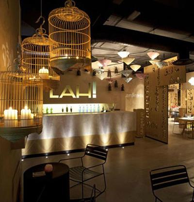 Restaurant Lah by IlmioDesign