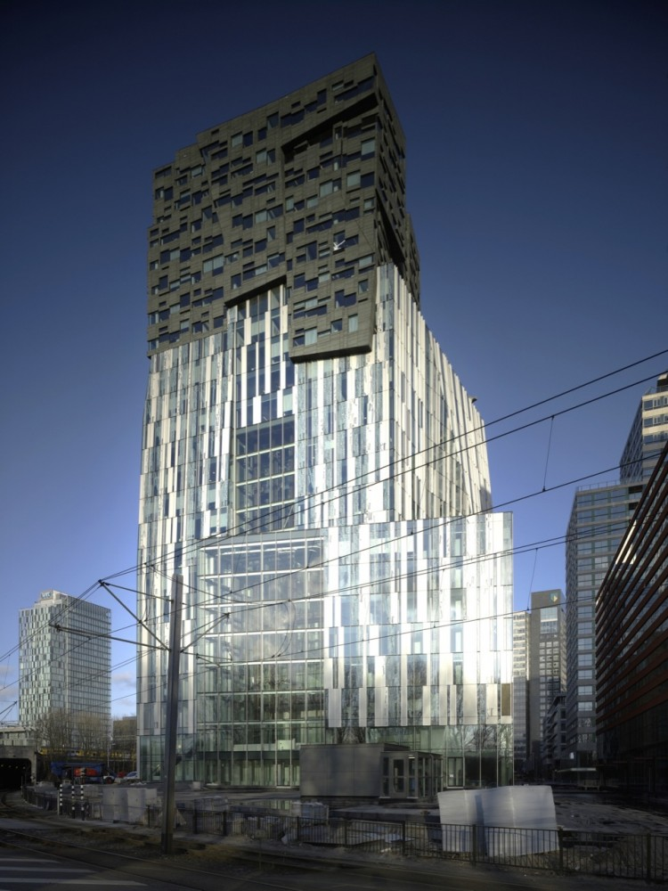 Erick van Egeraat Office Tower