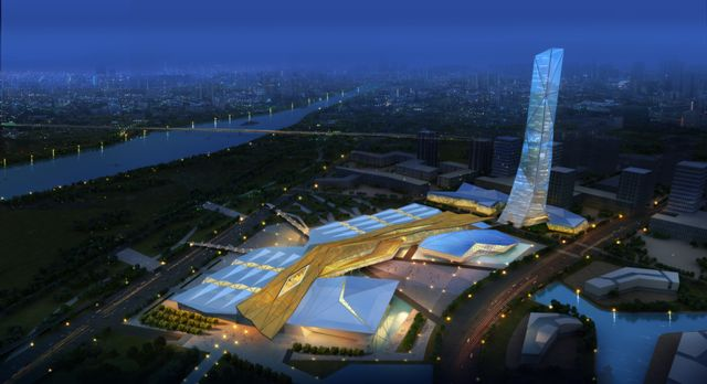 Shijiazhuang International Exhibition and Convention