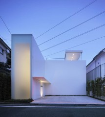 Japanese Modern House Architecture