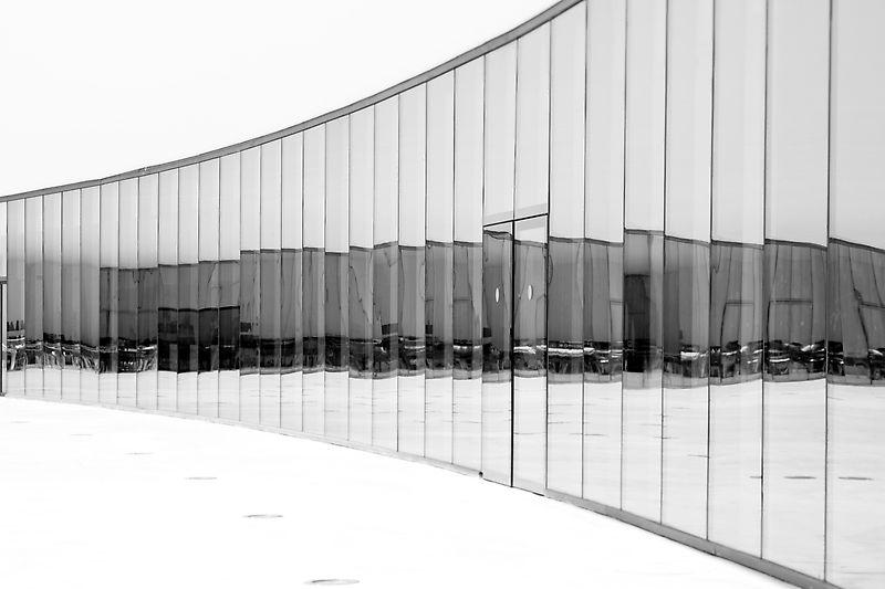 Niemeyer Center by Oscar Niemeyer
