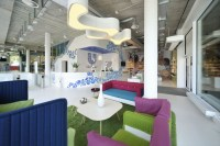 Unilever Office by Camenzind Evolution