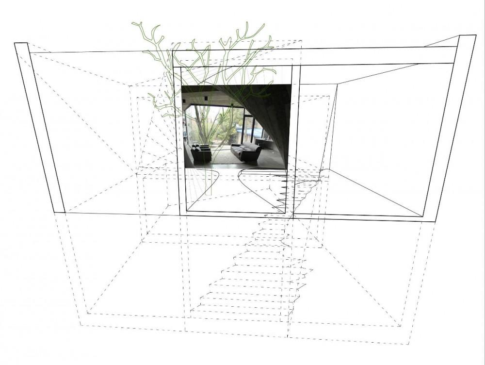 build sofa table designer sofas london review tea house by archi-union architects