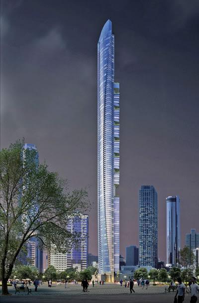 Pentominium Dubai By Aedas