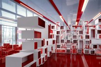 OGILVY & MATHER Office by Stephane Malka Architecture