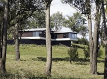 High Country House by Luigi Rosselli Architects