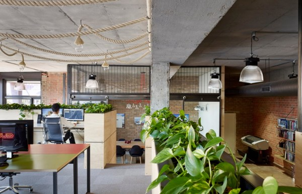 kavellaris urban design office KUD Offices by Kavellaris Urban Design