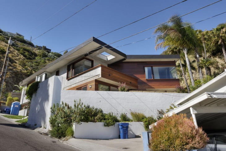 Hollywood Hills Residence by fer Studio