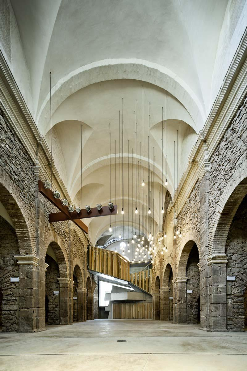 Arches Houses Interior