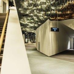 Table Under Sofa Bed Metal Legs Philharmonie De Paris By Jean Nouvel Is Now Open