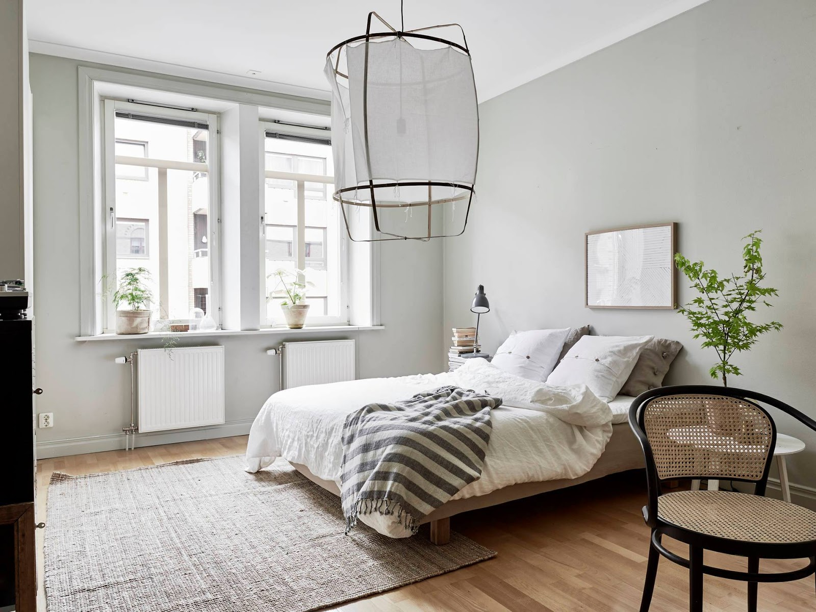 Two Bedroom Swedish Apartment