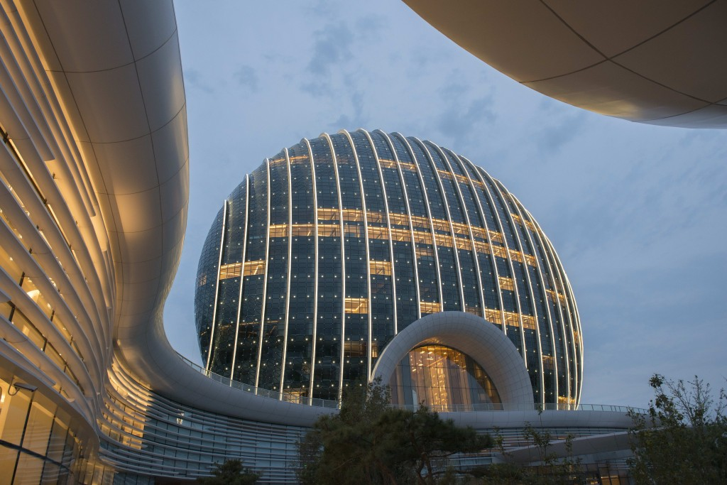 The Sunrise Kempinski Hotel In Beijing Opens Its Doors