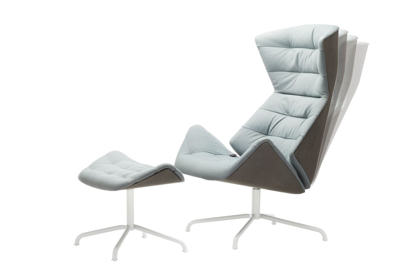 chair design studio leather ultimate lounge by formstelle