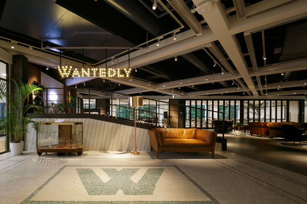 Wantedly Inc Office by DRAFT Inc
