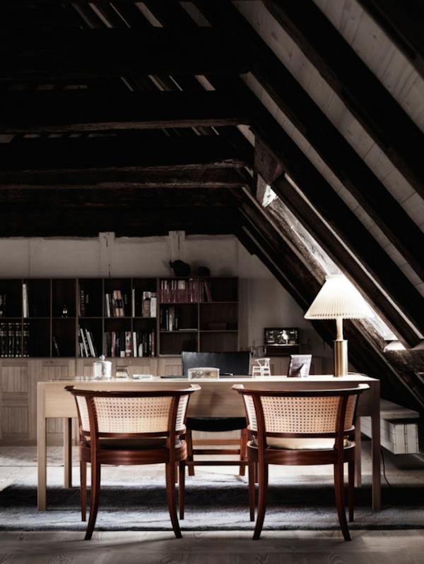 Hellerup Manor House Danish Design