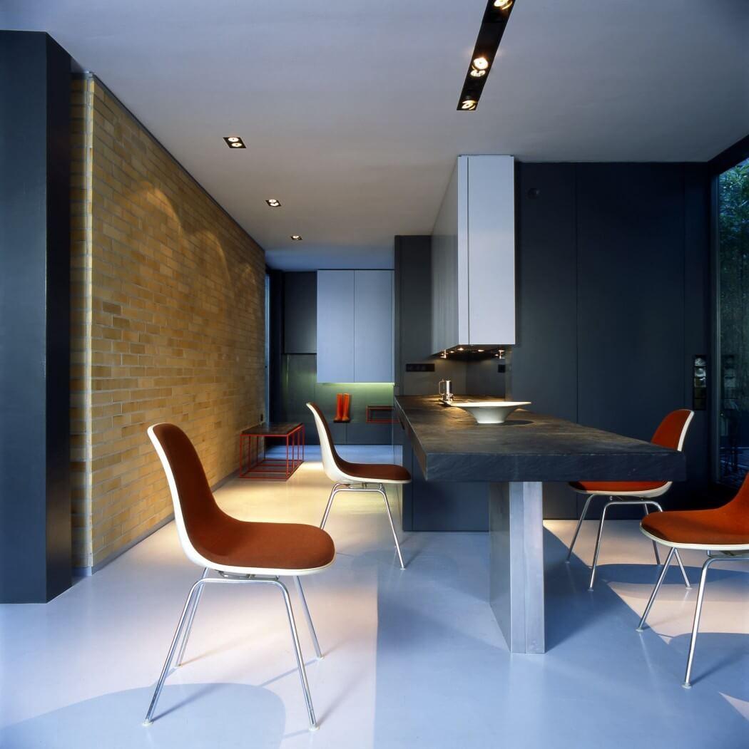 Penthouse B27 By HollinRadoske Architekten Archiscene
