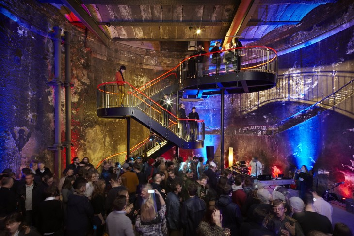 Brunel Museums Shaft by Tate Harmer  Archiscene  Your