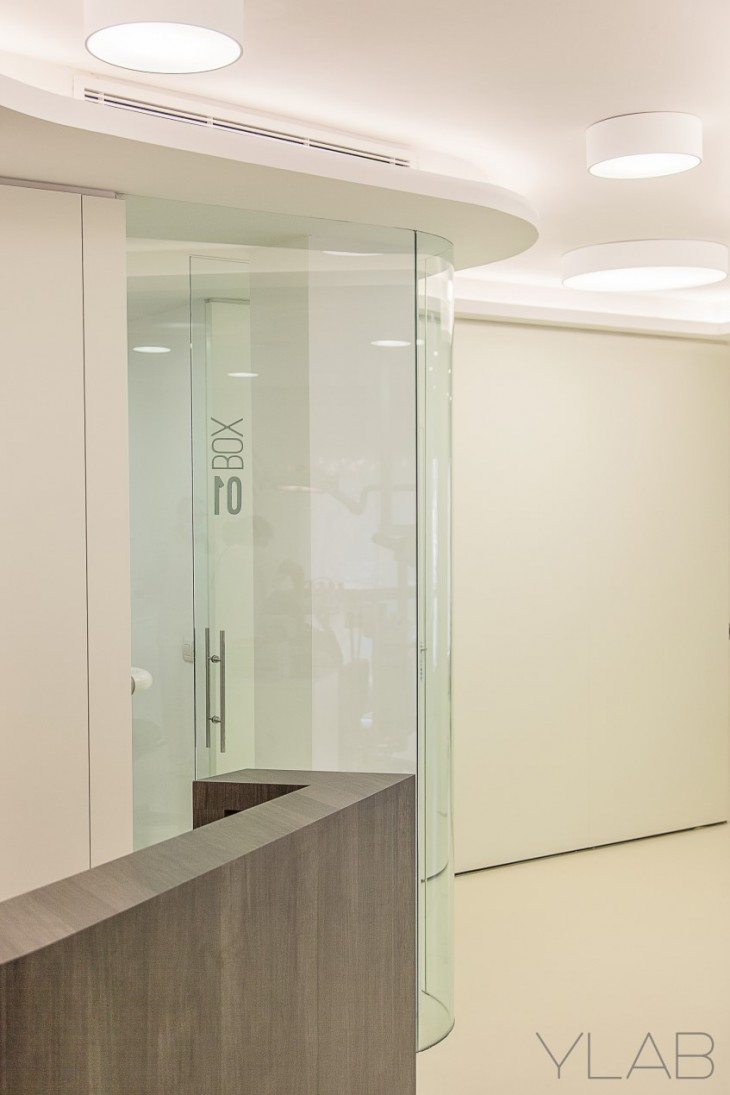 Dental Office Valles Amp Valles By Ylab Arquitectos