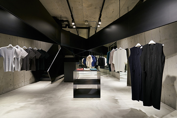HOMME PLISS ISSEY MIYAKE Store in Daikanyama  Archiscene  Your Daily Architecture  Design Update