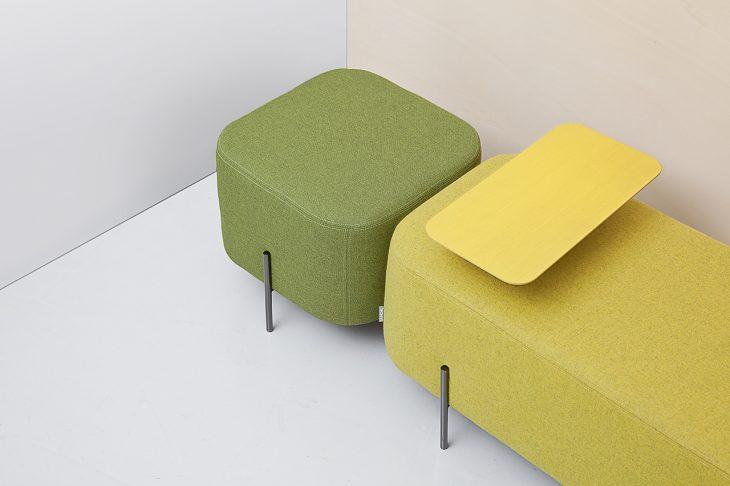 Elephant Pouf by Nadadora Design Studio  Archiscene