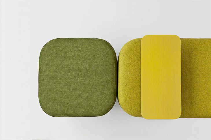 chair accessories design rentals for wedding elephant pouf by nadadora studio - archiscene your daily architecture & update
