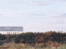 Campus EDF Saclay by ECDM Architects