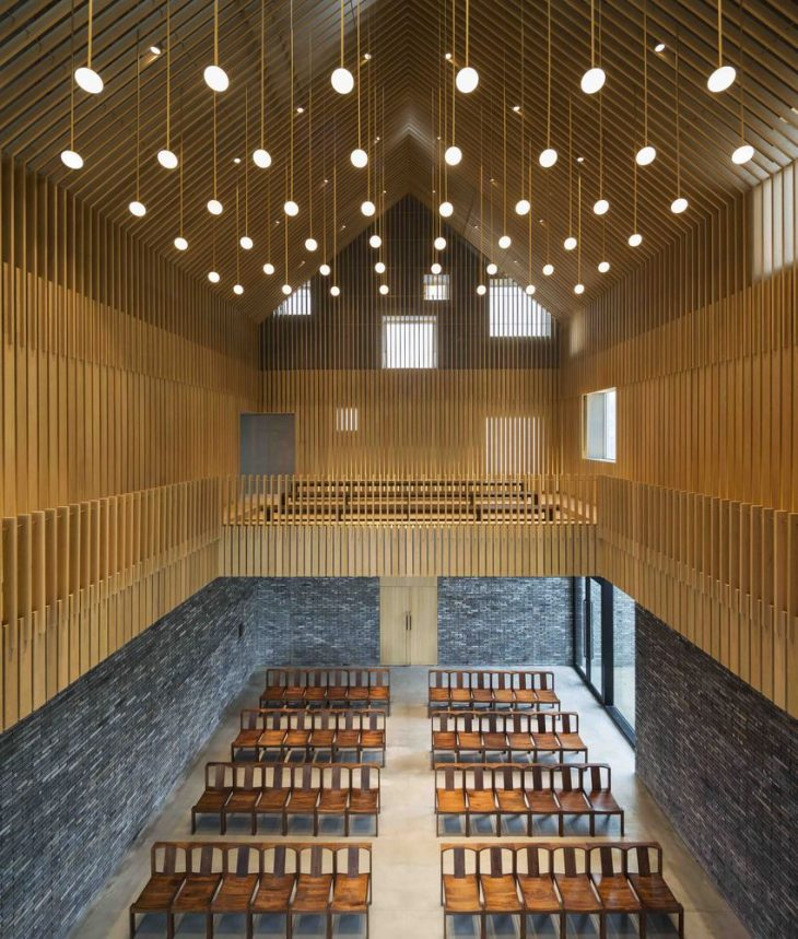 Suzhou Chapel by NeriHu Design and Research Office  Archiscene  Your Daily Architecture