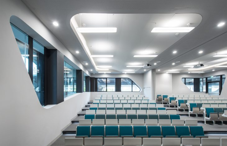 Fom Hochschule Building In D 252 Sseldorf By J Mayer H