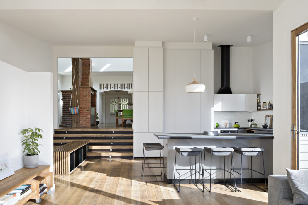 Croydon House By Zoe Geyer Zga Studio Archiscene Your