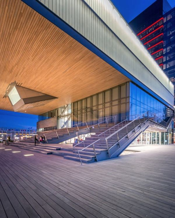 Pygmalion Karatzas Captures Diller Scofidio Renfro' Institute Of Contemporary Art In Boston