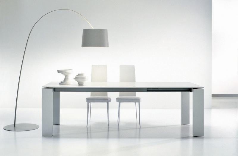 Speciale chatodax, divani e mobili recensiti dal catalogo. Tavoli Allungabili Modelli In Cristallo E In Legno Archistyle