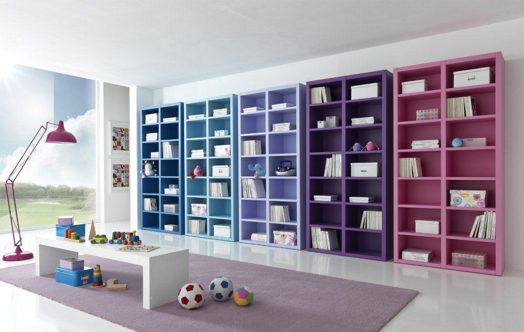 Catalogo Mondo Convenienza 2012 librerie  Archistyle
