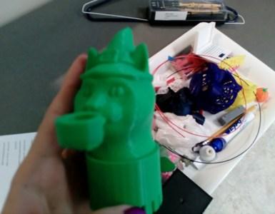 3D Printer Lesson