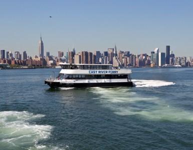 East River Ferry New York