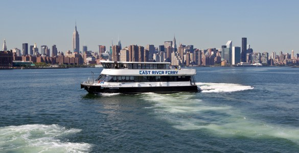 East River Ferry New York