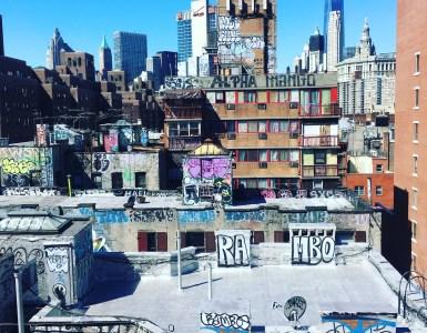 Manhattan Getaway