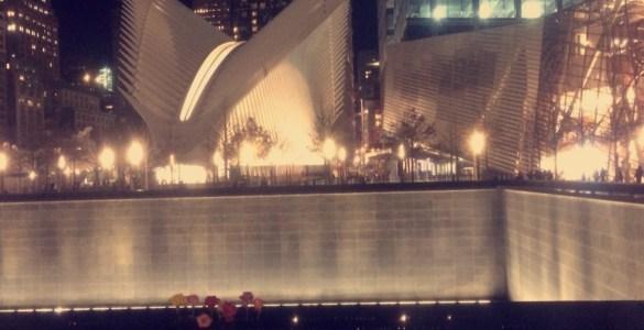 Calatrava's WTC Oculus