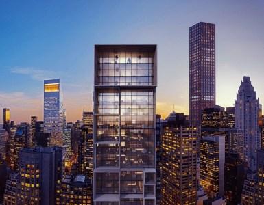 118 E59th Street Residences; New York, USA / Tabanlioglu Architects, f