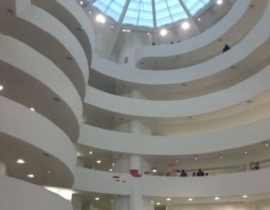 Frank Lloyd Wright Museum by Suana (Architect-US)