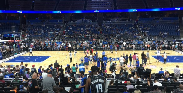 Amway Center -Orlando Magic Stadium
