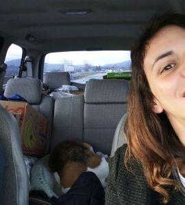 J1 Visa on her way to Seattle