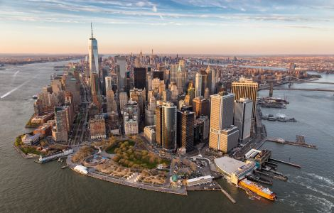 New York City with Architect-US