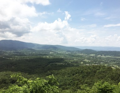 visit the Shenandoah national park